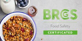 BRCGS FOOD认证